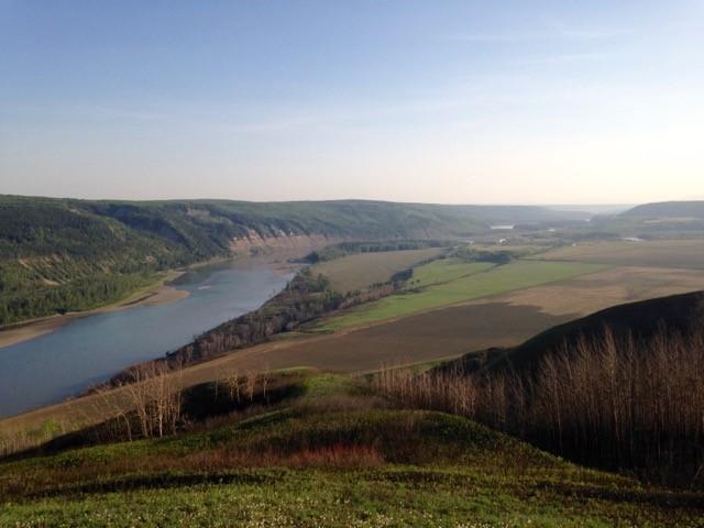Communications_RegenerationBlog_Peace River Valley_Credit Karen Aird