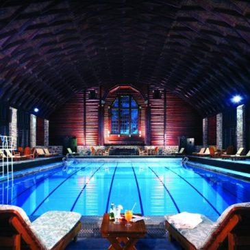 Montebello's pool